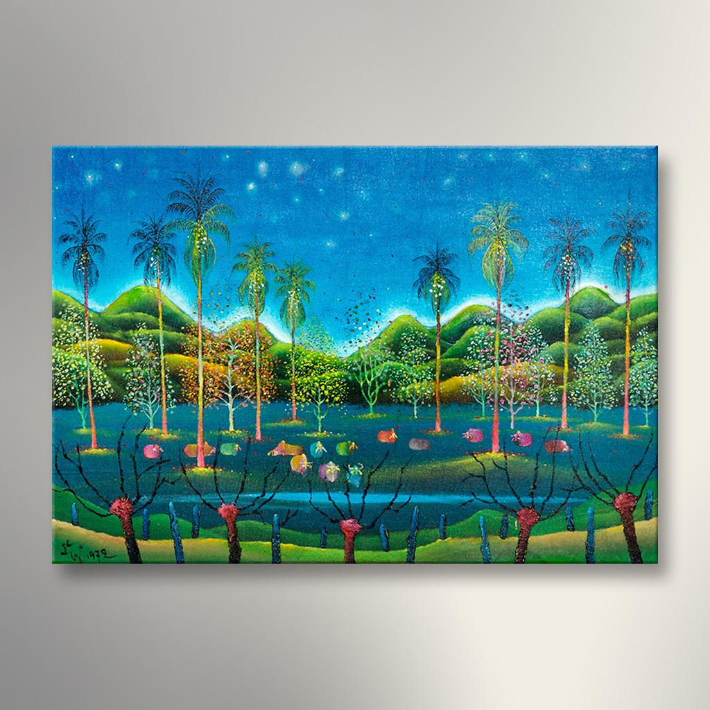 Artist Isidro Con Wong